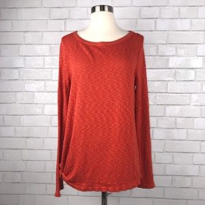 Anthropologie Left of Center Pullover Top N2118
